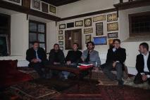 Kosova Prizren Şiir dinletisi ve Prizren Ziyareti 14 Mart 2011